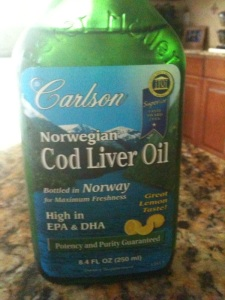 Featured Friday: Norwegian Cod Liver Fish Oil